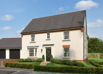 "Thumbnail 4 bed detached house for sale in ""Layton"" at Northfield Lane, Barnstaple"