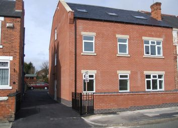 Thumbnail 2 bed flat to rent in Baker Road, Giltbrook, Nottingham