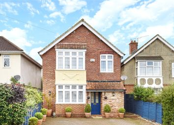 Thumbnail 3 bed detached house for sale in Green Lane, Blackwater, Camberley, Surrey