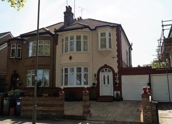 Thumbnail 3 bed semi-detached house for sale in The Crescent, London