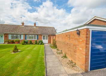 Orford Crescent, Old Springfield, Chelmsford CM1. 2 bed semi-detached bungalow
