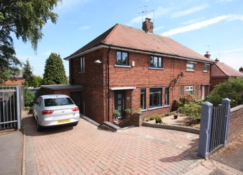 Thumbnail 3 bedroom semi-detached house for sale in Mitchell Drive, Talke, Stoke-On-Trent