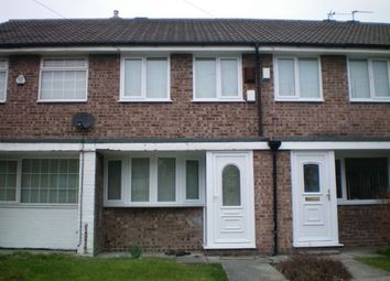 Thumbnail 2 bedroom terraced house to rent in Clare Walk, Fazakerley, Liverpool