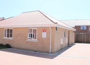 Thumbnail 2 bedroom semi-detached bungalow for sale in Meadowlands, Wrentham, Beccles