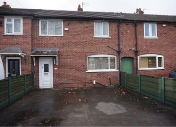 Thumbnail 3 bed terraced house for sale in Kinderton Avenue, Manchester