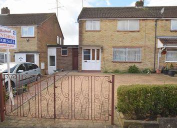 Thumbnail 3 bed semi-detached house for sale in Conway Crescent, Bletchley, Milton Keynes