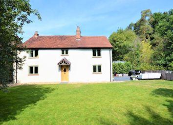 4 bed detached house for sale in Sandrock Hill Road, Wrecclesham, Farnham GU10