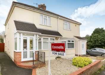 Thumbnail 2 bedroom semi-detached house for sale in Chapel Lane, Codsall, Wolverhampton