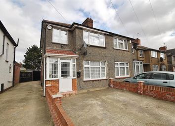 3 bed semi-detached house for sale in Crowland Avenue, Hayes, Middlesex UB3