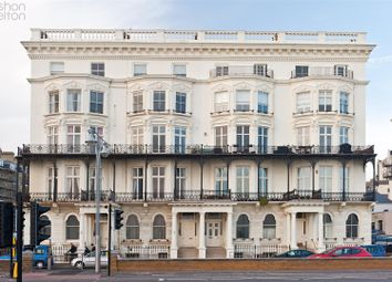 Thumbnail 3 bed flat for sale in Adelaide Mansions, Hove
