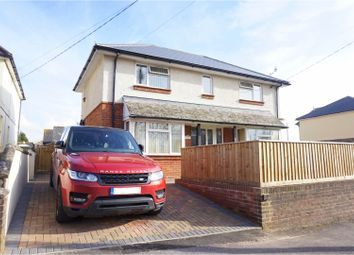 Thumbnail 3 bed detached house for sale in London Road, Salisbury