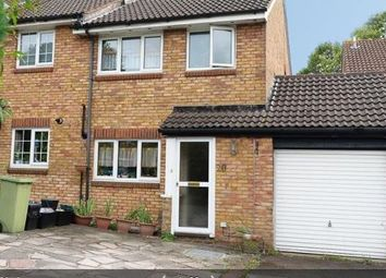 Thumbnail 3 bedroom end terrace house to rent in Doveney Close, Orpington