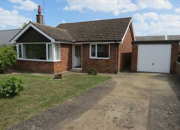 Thumbnail 2 bed detached bungalow to rent in Meadowfield, Sleaford