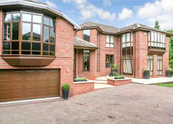 Thumbnail 6 bed detached house for sale in Ringley Park, Whitefield, Manchester, Greater Manchester