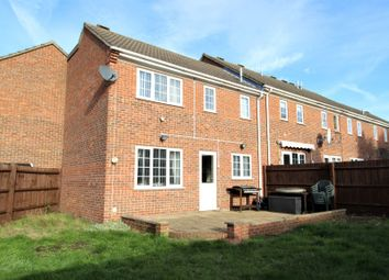 Thumbnail 2 bed terraced house for sale in Oak Close, Sandy