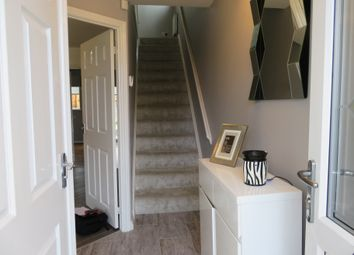 Thumbnail 3 bed semi-detached house for sale in St Abbs Way, Chapelhall Airdrie