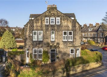 Thumbnail 3 bed end terrace house for sale in Main Street, Menston, Ilkley, West Yorkshire