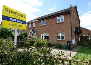 Thumbnail 1 bed end terrace house for sale in Heatherbrook Road, Anstey Heights, Leicester, Leicestershire