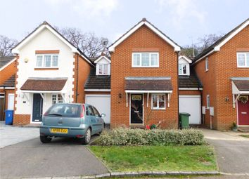 Thumbnail 3 bed link-detached house to rent in Old Forge End, Sandhurst, Berkshire