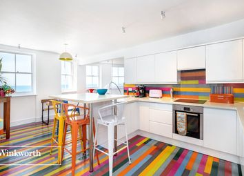 Thumbnail 2 bed flat for sale in Clarendon Terrace, Brighton, East Sussex