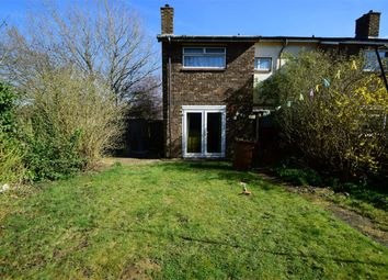 Thumbnail 2 bed end terrace house for sale in Shephall Way, Shephall, Stevenage, Hertfordshire