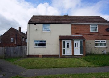 Thumbnail 2 bed semi-detached house for sale in Woodland View, Houghton Le Spring
