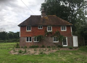 Thumbnail 3 bed country house to rent in Pound Lane, Loughton