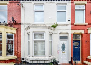 Thumbnail 3 bed terraced house for sale in Whitland Road, Fairfield, Liverpool