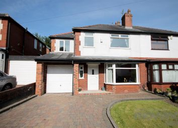 Thumbnail 4 bed semi-detached house for sale in Lingmoor Road, Heaton, Bolton