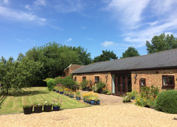 Thumbnail 3 bed barn conversion for sale in Tydd St Giles, Wisbech, Cambridgeshire