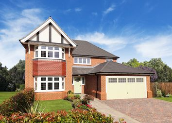 Thumbnail 4 bed detached house for sale in Whalley Road, Clitheroe, Lancashire