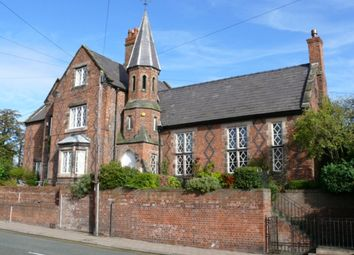 Thumbnail 4 bed flat to rent in Welsh Row, Nantwich