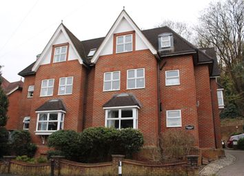 Thumbnail 2 bed flat for sale in Croft Road, Godalming