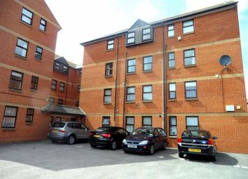 Thumbnail 2 bed flat to rent in Kirtleton Avenue, Weymouth, Dorset
