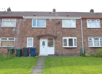 Thumbnail 3 bed terraced house for sale in Rose Crescent, Skelmersdale