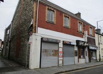 Thumbnail Office to let in Lock-Up Shop & Premises, 37C Market Street, Bridgend