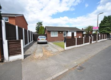 Thumbnail 2 bed detached bungalow for sale in Crawford Street, Monton Eccles Manchester