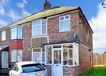 Thumbnail 3 bed semi-detached house for sale in Craignair Avenue, Patcham, Brighton, East Sussex