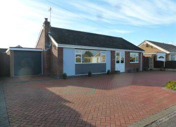 Thumbnail 2 bed detached bungalow for sale in Kipling Drive, Sandilands, Mablethorpe
