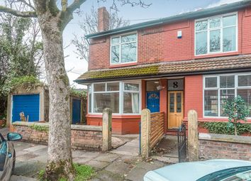 Thumbnail 2 bed property to rent in Winifred Road, Didsbury, Manchester