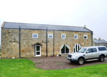 Thumbnail 3 bedroom property to rent in Mitford, Morpeth