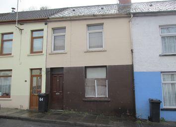 Thumbnail 3 bed terraced house for sale in Trevethick Street, Merthyr Tydfil
