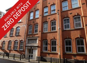 Thumbnail 1 bedroom flat to rent in Duke Street, Leicester