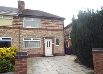 Thumbnail 3 bed semi-detached house for sale in Gregory Close, Liverpool, Merseyside