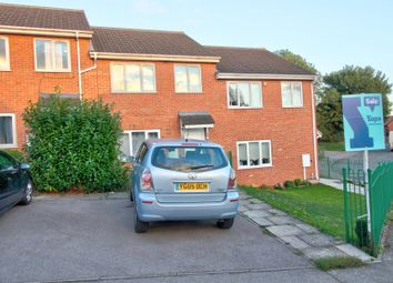 Thumbnail 3 bed town house for sale in Ingold Avenue, Leicester