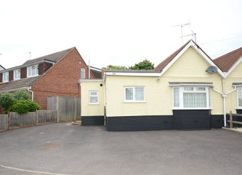 Thumbnail 2 bedroom semi-detached bungalow for sale in Oatlands Road, Shinfield, Reading
