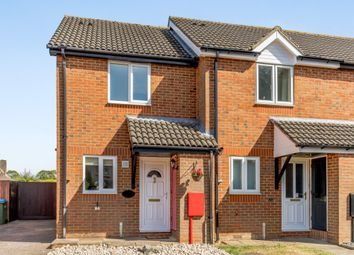 Thumbnail 2 bed semi-detached house to rent in Tweedale Close, Milton Keynes