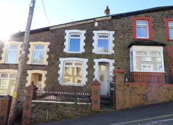Thumbnail 3 bed terraced house to rent in Brynhyfryd, Tylorstown, Ferndale
