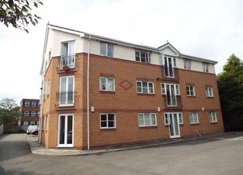 Thumbnail 2 bed flat for sale in Kingswood Court, Grove Avenue, Wilmslow, Cheshire