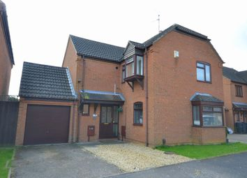 Thumbnail 4 bedroom detached house for sale in Bobtail Court, Duston, Northampton